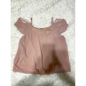 Light Pink Blouse